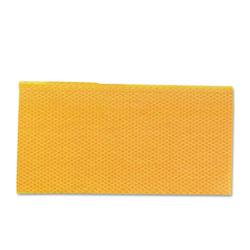 Chicopee Stretch 'n Dust Cloths, 23 1/4 x 24, Orange/Yellow, 20/Bag, 5 Bags/Carton