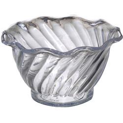 Misc Items 5 Ounce Clear Tulip Dish