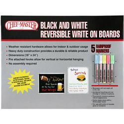 """Mr Bar-B-Q Board Marker, 18"""" x 24"""""""