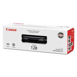 Canon 3500B001 (128) Toner, 2100 Page-Yield, Black