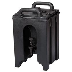 Cambro Camtainer® 1 Gallon Capacity Black
