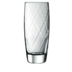 Bauscher Hepp Luigi Bormioli Canaletto 15 oz Beverage Drinking Glasses