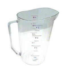 Cambro Measuring Cup 4 Quart Clear