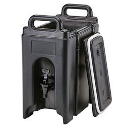 Cambro Camtainer® 2.5 Gallon Capacity Black