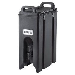 Cambro Camtainer® 5 Gallon Capacity Black