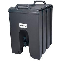 Cambro Camtainer® 10 Gallon Capacity Black