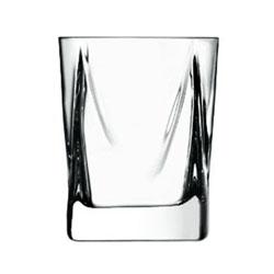 Bauscher Hepp Luigi Bormioli Alfieri 12 oz DOF Drinking Glasses