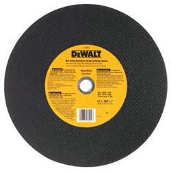 """Dewalt Tools 14"""" x 3/32"""" x 7/64"""" x 1"""" Bar Cutter Chop Saw Wheel"""
