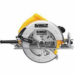 Dewalt Tools Lightweight Circular Saw, 7 1/4in, 15 Amp