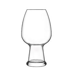 Bauscher Hepp Luigi Bormioli Birrateque 26.5 oz Wheat Beer Glasses