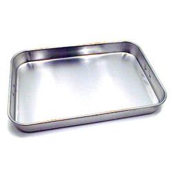 """Johnson-Rose 18"""" x 12"""" x 2.25"""" Aluminum Roast Pan"""