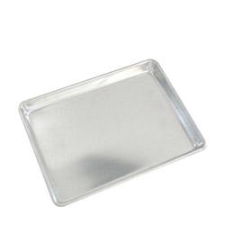 "Crestware 9 1/2"" x 13"" Quarter Size Sheet Pan"