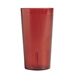 Cambro Colorware Tumbler 12 oz. (6 Dozen) Ruby Red