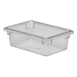 Cambro Food Box 12 in X 18 in X 6 in Camwear® Clear
