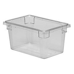 Cambro Food Box 12 in X 18 in X 9 in Camwear® Clear