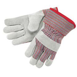 "Memphis Glove Shoulder Grade Gunn Pattern Leather Palm 2-1/2"""