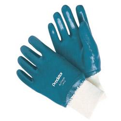 Memphis Glove Predator Nitrile Fully Coated Glove Safe