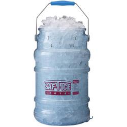 San Jamar Original Ice Tote, 6 GAL