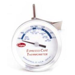 "Cooper Instrument 7"" Stick Espresso Thermometer 150/212"