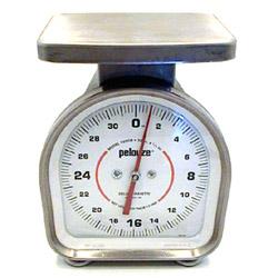 Pelstar 2 Pounds x 1/4 Ounce Portion Control Scale
