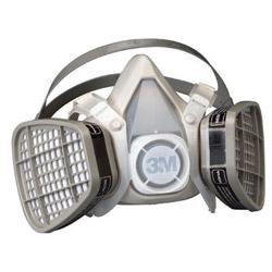 3M 17648 Organic Vapor Respirator Large