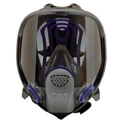 3M Full Facepiece Ff-403- Large