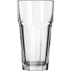 Libbey Duratuff Gibraltar 22 Oz. Ice Tea Glass