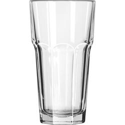 Libbey Duratuff Gibraltar 16 Oz. Beverage Glass
