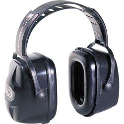 Howard Leight Thunder T3 Dielectric Earmuffs, 30NRR, Black