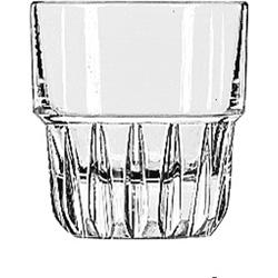 Libbey Everest Rocks Glasses, 5 oz, Clear, Juice Glass, 36/Carton