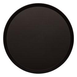 Cambro Treadlite Tray 16 in Round Black