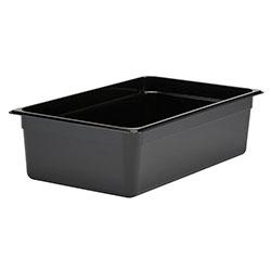 Cambro Food Pan 1/1 X 6 in Camwear® Black