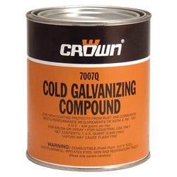 Crown 707q 1 Qt Cold Galv Compound