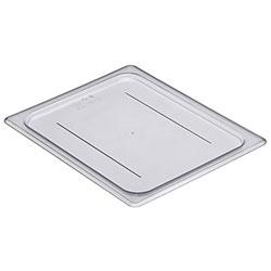 Cambro Food Pan Lid 1/2 Camwear® Flat Clear