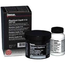 Devcon 1-lb Aluminum Liquid F-2