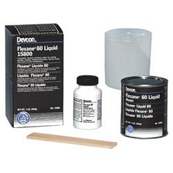 Devcon 1-lb Flexane 80 Liquidmedium-hard
