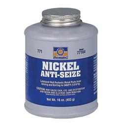 Permatex #771 Nickel Anti-seize 8oz Brush Top