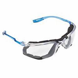 3M Virtua CCS Protective Eyewear, Clear Polycarbonate Lenses, Anti-Fog