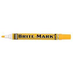 Dykem BRITE-MARK Medium Marker, Brown