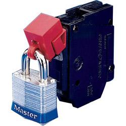 Brady No Hole Circuit Breaker Lockout 480/600 Volt
