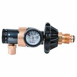 Western Enterprises Regulators, CO2/Argon, 0-60 CFH, CGA-580, 3,000 psi inlet