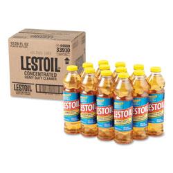 Lestoil® Heavy Duty Multi-Purpose Cleaner, Pine, 28oz Bottle, 12/Carton