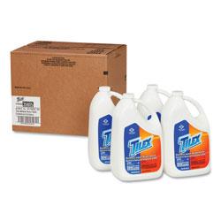 Tilex Disinfects Instant Mildew Remover, 128 oz Refill Bottle, 4/Carton