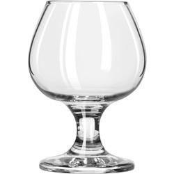 Libbey Embassy Brandy Glasses, 5 1/2 oz, Clear