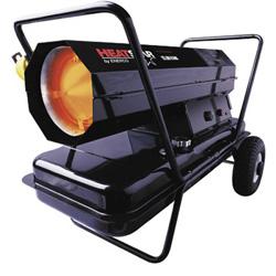 HeatStar Portable Kerosene Forced Air Heater, 125K BTU