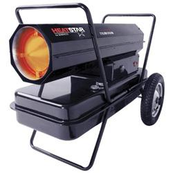 HeatStar Portable Kerosene Forced Air Heater, 210K BTU