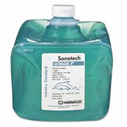 Magnaflux Sonotech® Ultragel II® Ultrasonic Couplant, 1 gal, Ultragel II Ultrasonic NDT Couplant, 1 Gal Bottle
