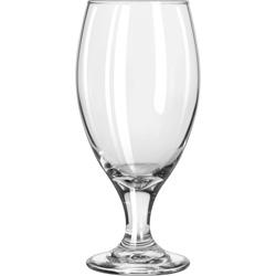 Libbey Teardrop Beer Glass, 14.75 Oz
