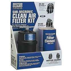 MotorGuard CLEAN AIR FILTER KIT 1/4NPT