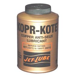 """Jet-Lube Kopr-kote 1/4""""lb Btc Leadfree Anti-seize"""